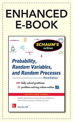 Schaum s Outline of Probability  Random Variables  and Random Processes  3 E PDF