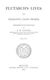 Plutarch's Lives: Volume 3