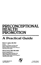 Preconceptional Health Promotion PDF