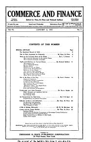 Commerce and Finance PDF