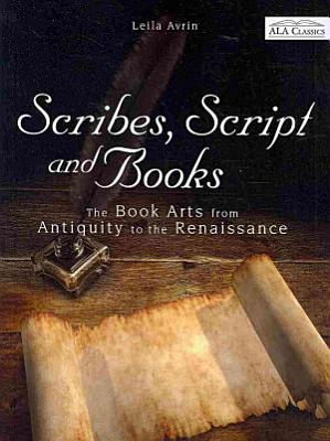 Scribes Script And Books