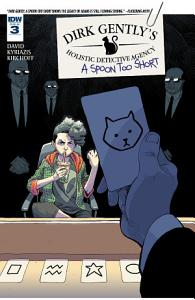 Dirk Gently s Holistic Detective Agency  A Spoon Too Short  3 Book