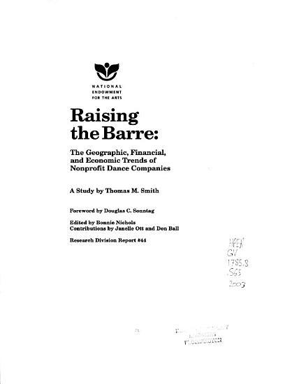 Raising the Barre PDF