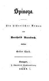 Spinoza. Ein historischer Roman