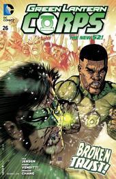 Green Lantern Corps (2011-) #26