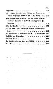 Zeitschrift für Protestantismus und Kirche: Bände 16-17