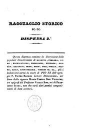 Ragguaglio storico di quanto è avvenuto in Roma e in tutte le provincie dello Stato pontificio in seguito del perdono accordato dalla santità di N. S. papa Pio 9. come dal suo editto del 16 luglio 1846: Volume 3