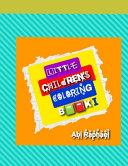 Little Children's Coloring Book 1