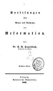 Der evangelische Protestantismus in seiner geschichtlichen Entwicklung: Band 4