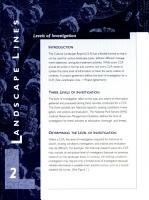 A Guide to Cultural Landscape Reports  Contents  Process  and Techniques PDF