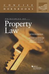 Principles of Property Law: Edition 7