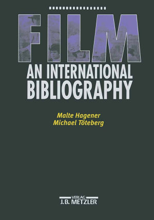 Film     An International Bibliography PDF