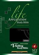 Life Application Study Bible NLT  Personal Size  Tutone  Celtic Cross Edition  PDF