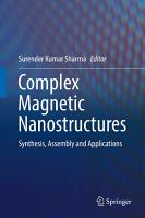 Complex Magnetic Nanostructures PDF