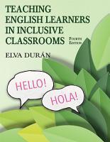 Teaching English Learners in Inclusive Classrooms PDF