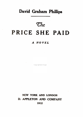 The price she paid: a novel