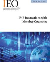IMF Interactions with Member Countries