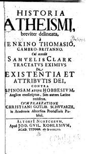Historia atheismi: breviter delineata