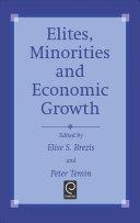 Elites, Minorities and Economic Growth