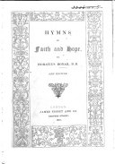 Hymns of Faith and Hope. New edition. [Selected from Series 1-3.]
