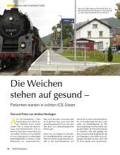 Die Weichen stehen auf gesund: ECHT Oberfranken - Ausgabe 40