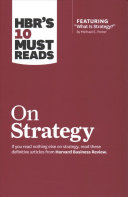 HBR s 10 Must Reads on Strategy 2 Volume Collection PDF