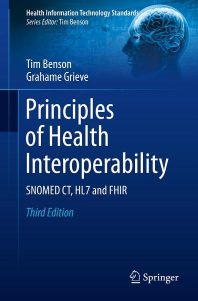 Principles of Health Interoperability