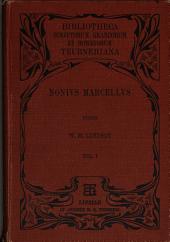 Nonii Marcelli De compendiosa doctrina libros xx, Onionsianis copiis vsvs: Volume 1