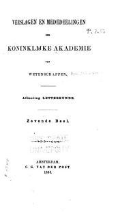 Sitzungsberichte: 1863-1865