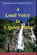 A Loud Voice In A Quiet Place