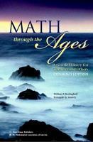 Math Through the Ages PDF