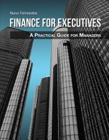 FINANCE FOR EXECUTIVES PDF