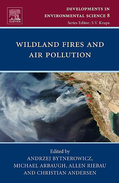 Download Wildland Fires and Air Pollution Book