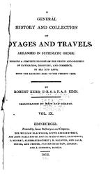 A General History Of Voyages And Travels To The End Of The 18th Century Book PDF