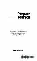 Prepare Yourself PDF