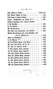 Friedrich Heinrich Jacobi's Werke: Band 1