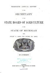 Annual Report of the Agricultural Experiment Station, Michigan State University: Volume 4