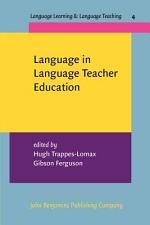 Language in Language Teacher Education