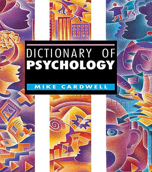 Dictionary of Psychology PDF