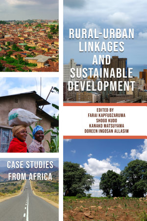 Rural Urban Linkages and Sustainable Development PDF