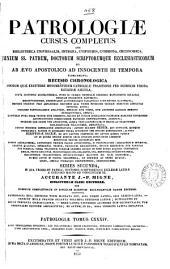 Attonis Vercellensis episcopi opera omnia. Accedunt Leonis viii, antipapæ, epistolæ et constitutiones [and fragments of other authors]. Accurante J.P. Migne