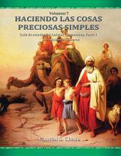 Guía de estudio del Antiguo Testamento, parte 1: De Génesis a Números