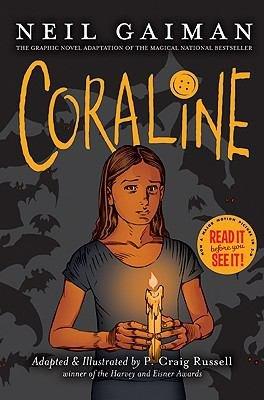 Coraline Graphic Novel PDF