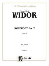 Symphony No. 7 in A Minor, Opus 42: Organ Solo