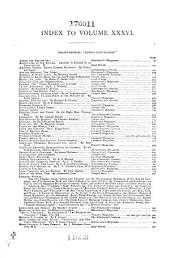 The Eclectic Magazine: Volume 36