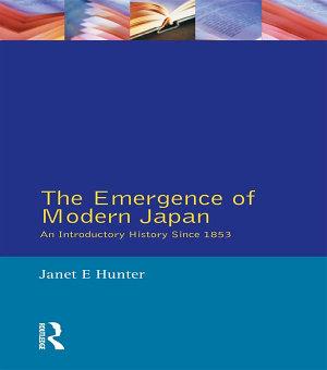 The Emergence of Modern Japan PDF