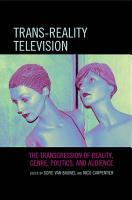 Trans Reality Television PDF