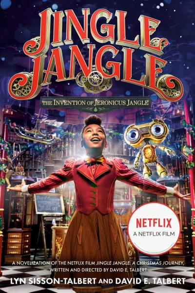 Download Jingle Jangle  The Invention of Jeronicus Jangle Book