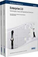 Handbook of Research on Enterprise 2 0  Technological  Social  and Organizational Dimensions PDF