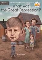 What Was the Great Depression  PDF